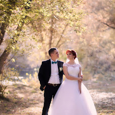 Wedding photographer Elena Khayrulina (Khayrulinafoto). Photo of 15.10.2017