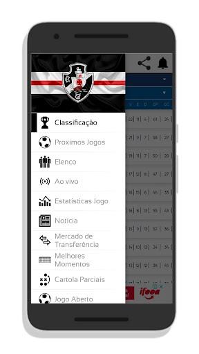 Baixar VASCÃO PLAY para Android no Baixe Fácil! 72bb110c92497