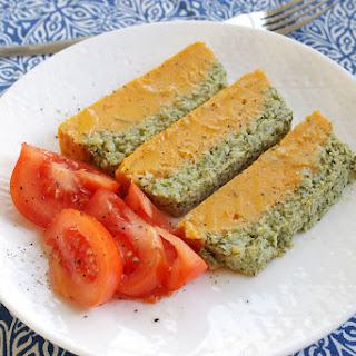 Broccoli And Sweet Potato Terrine