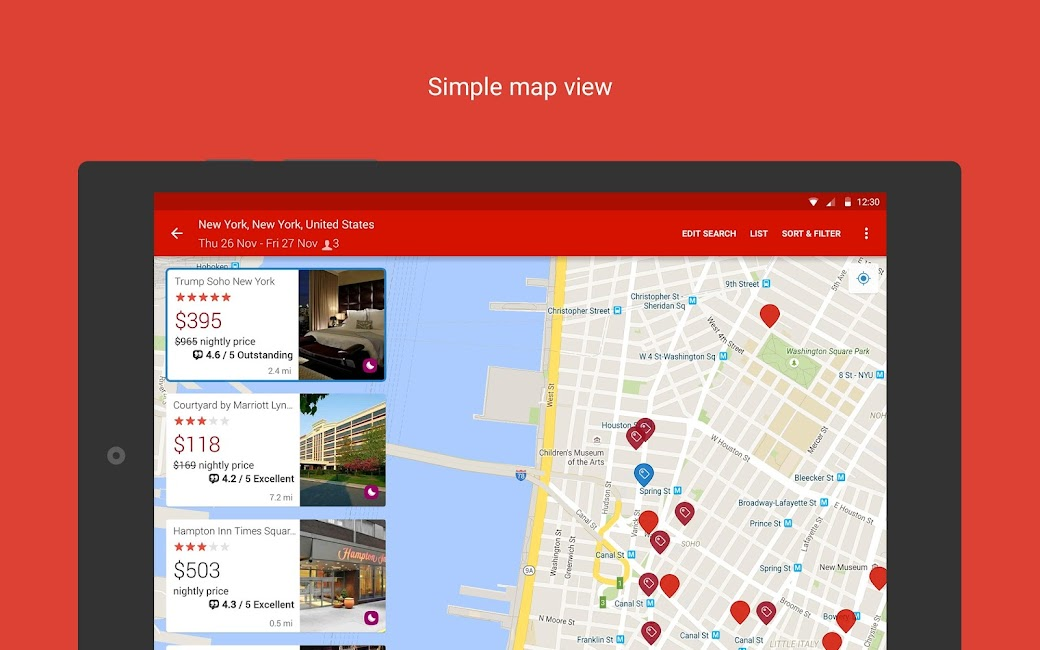 #14. Hotels.com – Hotel Reservation (Android)