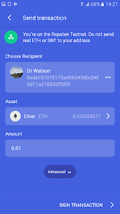 Status — Ethereum. Anywhere. 2