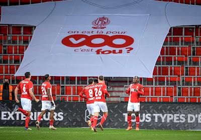 Standard wint van Charleroi en springt naar de 4de plaats!