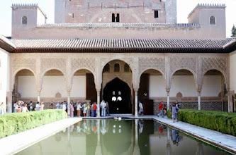 Photo: 014- Andalousie-Grenade l'Alhambra