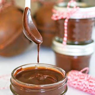 Chocolate Bourbon Sauce {Bourbon Week – Day 5}