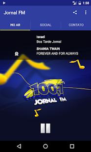 Jornal FM - náhled