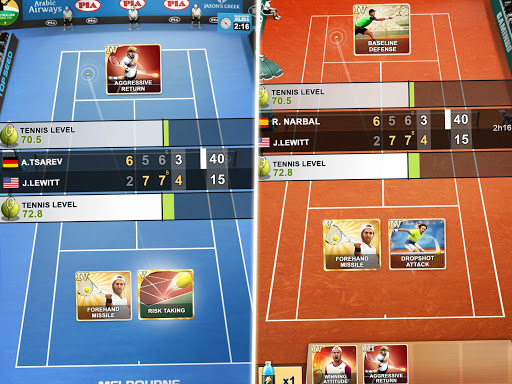 TOP SEED Tennis: Sports Management Simulation Game 2.43.1 screenshots 10