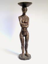 "Photo: ""Abaja"", 2009 250,00, Höhe 20cm"