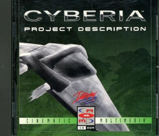 Video game:Cyberia — Google Arts & Culture