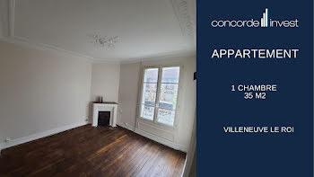 appartement à Villeneuve-le-Roi (94)