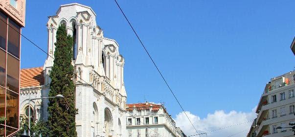 Basílica Notre-Dame Nice