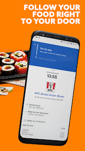 Download Just Eat UK - Takeaway Delivery For PC Windows and Mac apk screenshot 6
