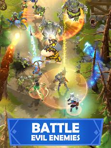 Darkfire Heroes Mod Apk 1.24.0 (Menu Mod) 8