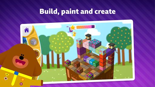 Télécharger Gratuit BBC CBeebies Get Creative - Build, paint and play! APK MOD (Astuce) screenshots 2