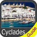 Cyclades GPS Map Navigator icon