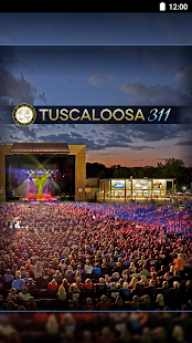 Tuscaloosa311- screenshot thumbnail
