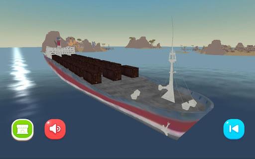 Transatlantic Ships Sim 4.0.8 screenshots 11