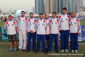 Photo: Les encadrants, coachs et entraineurs  @ Dubaï, WPC 2012
