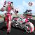 Robot Bike Transport Truck Sim file APK Free for PC, smart TV Download