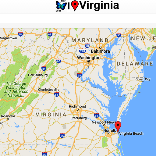 Virginia Map Apps On Google Play
