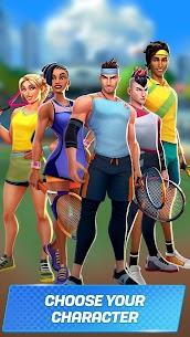 Tennis Clash Mod Apk 2.7.0 [Unlimited Money + Gems] 4