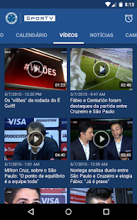 Cruzeiro SporTV- screenshot thumbnail