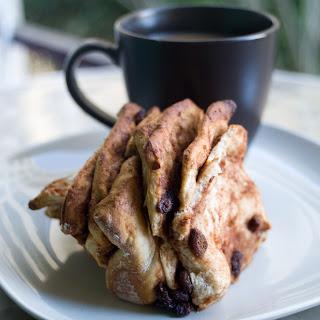 Cinnamon-Raisin Pull-apart Bread