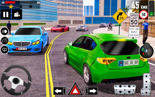 Car Driving School 2020: Real Driving Academy Test 1.7 screenshots 8