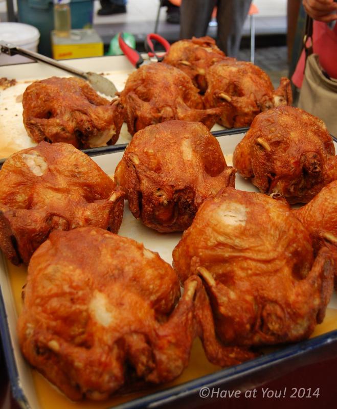 Cha Cha Food House Texas chicken