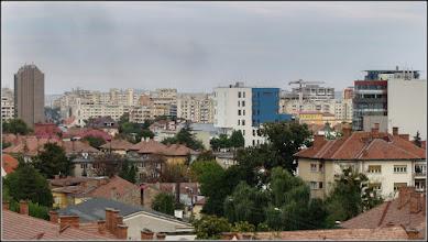 Photo: Cluj-Napoca - Piata Mihai Viteazu, vedere panorama - 2012.09.12