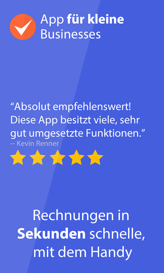 rechnung ohne m he android apps auf google play. Black Bedroom Furniture Sets. Home Design Ideas