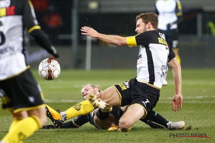 Le Cercle de Bruges vise un joueur de Lokeren