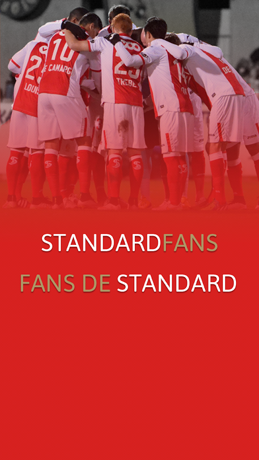 Fans de Standard- screenshot