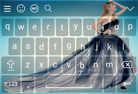 keybord for Taylor swift - náhled