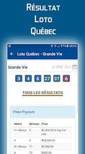 Dernier resultat de lotto 649