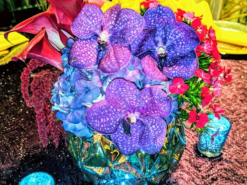 Floral centerpieces for your special event in Las Vegas?  By Dzign does that in house. By Dzign is the source for all your event needs.