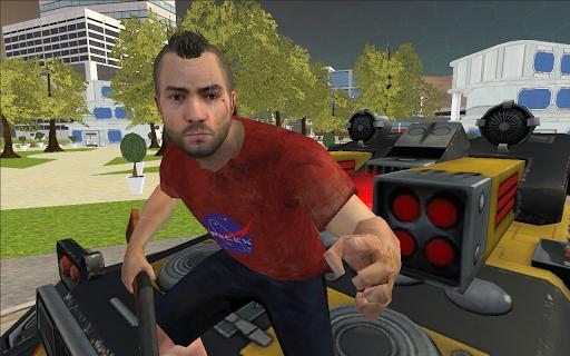 Car Theft of the Future apktram screenshots 1