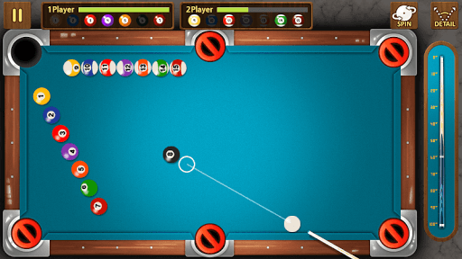 The king of Pool billiards 1.3.9 screenshots 16
