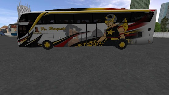 Livery BUSSID Update - náhled