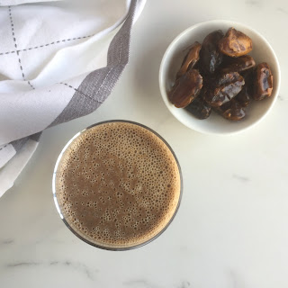 Morning Coffee Date Smoothie