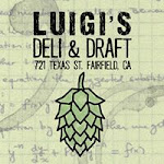 Logo for Luigi's Deli & Draft