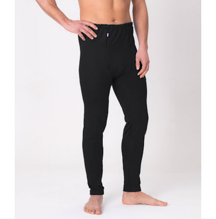 Electromagnetic Radiation Protective Long Johns (Black)