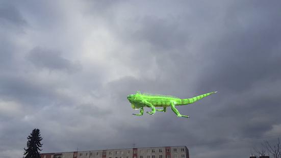Iguana - náhled