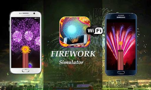 Fireworks Bang New Year 2016