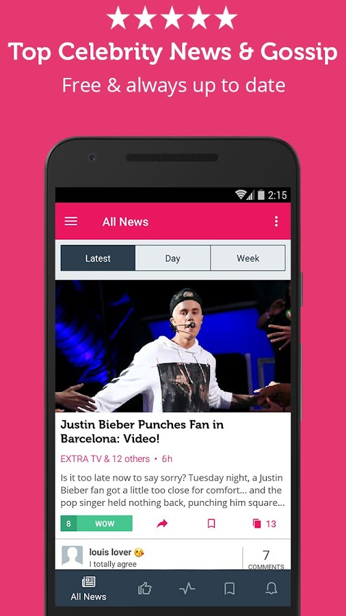 Celebrity Gossip - Free downloads and reviews - CNET ...