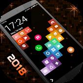 Arc Square Launcher 2018 - тема