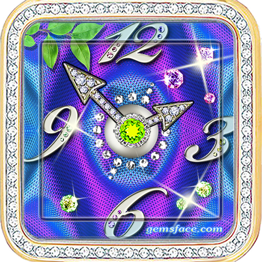 Jewelry Sparkling Watch Faces- screenshot