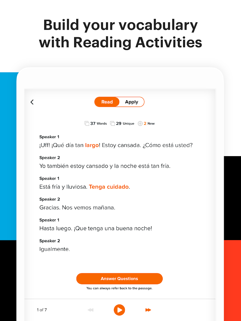 Mango Languages: Personalized Language Learning Screenshot 13