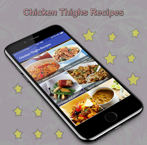 Chicken Thighs Recipes 1.0 screenshots 6