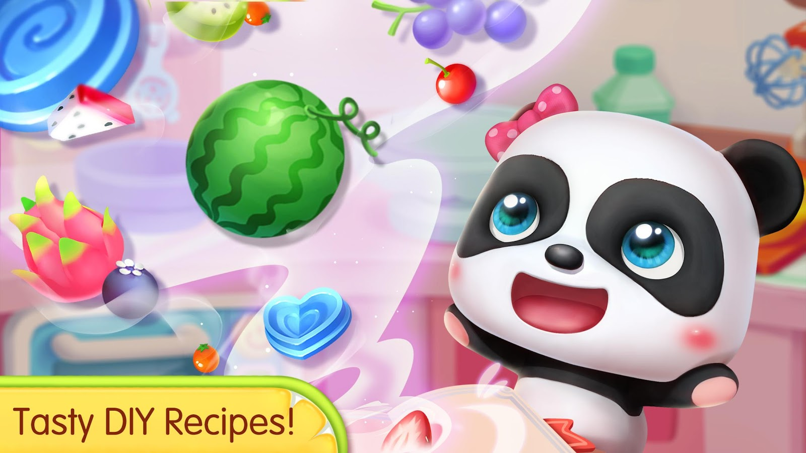 Little Panda's Bake Shop- screenshot