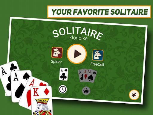 Solitaire: Classic & Klondike 1.1.12 screenshots 6
